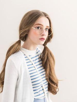 給戴眼鏡的你!四眼妹專屬髮型推介