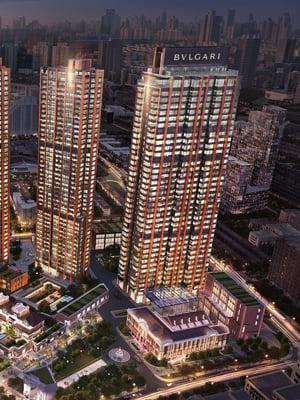 豪宅中的豪宅!BVLGARI首個住宅項目就在這裡……