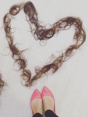 5個原因分手後要立即剪髮