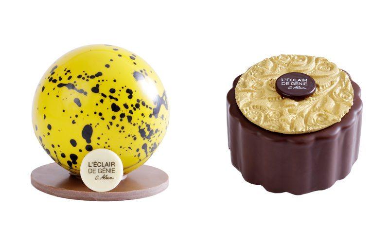 甜蜜滿月-(榛子香脆牛奶巧克力月球)-HK$68