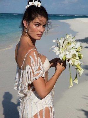 VICTORIA'S SECRET天使才有資格穿的婚紗