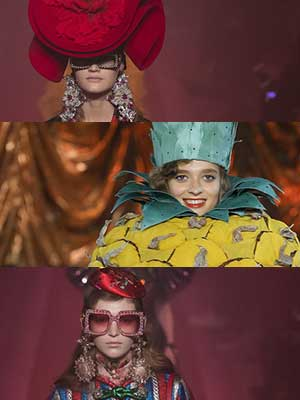 Fashion嘅野...係顛顛地㗎!