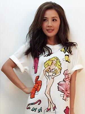 潮跟阿 Sa 著卡通 print,今季必掃聯乘 T-shirt!