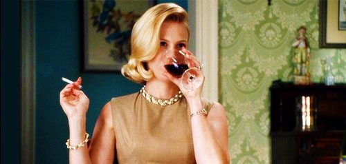 強勁不失優雅 女人應如這支紅酒般韻味獨特