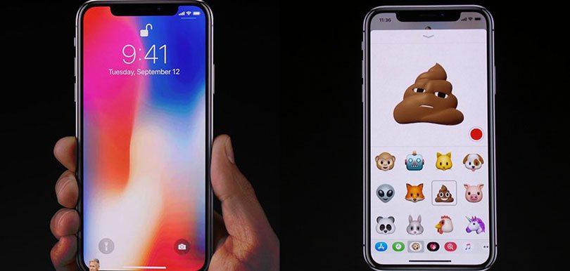 天價iPhone X下月可訂購!新推獨有超可愛Animoji功能