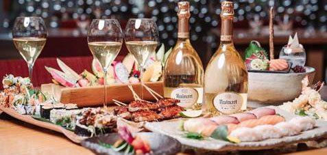 假期萬歲!香檳早午餐完美選擇