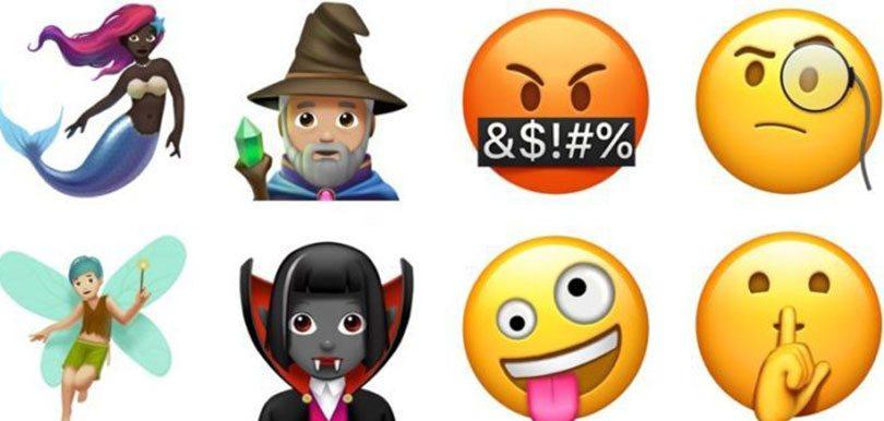 最快下星期推出!搶先睇蘋果 iOS 11.1新版搞鬼Emoji