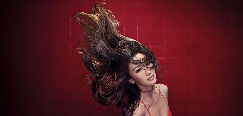 這輯廣告只有她能駕馭吧!每個女生渴望擁有的豐盈秀髮