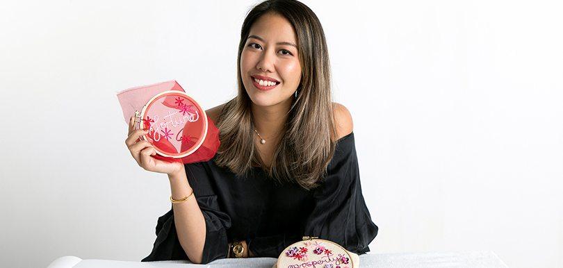 【#撐女生】時裝設計師Melissa Bui:我覺得美就是不完美!