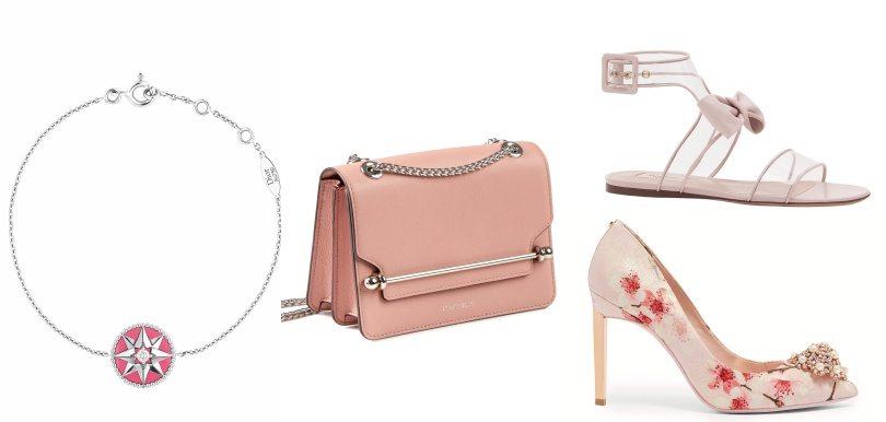 迎接櫻花季!充滿春日氣息的粉紅單品
