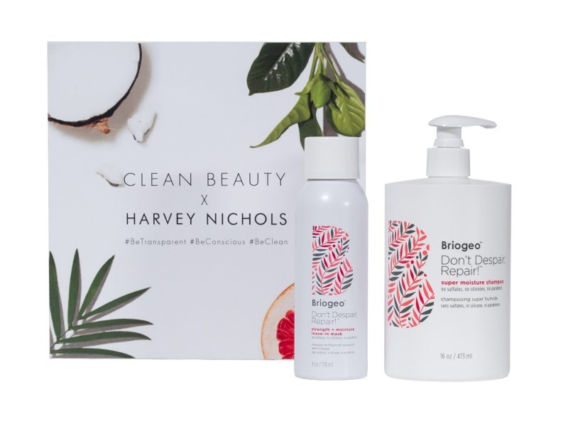 Clean Beauty All Day Long Hair Care Box