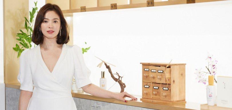 【編輯專訪】護膚靠內外調理!幸福人妻宋慧喬的美肌秘訣
