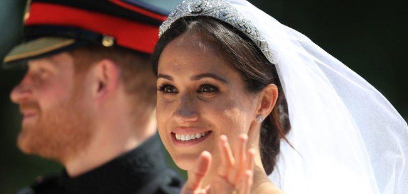 解構Meghan Markle的出嫁妝容!用的竟然是未推出的粉底?
