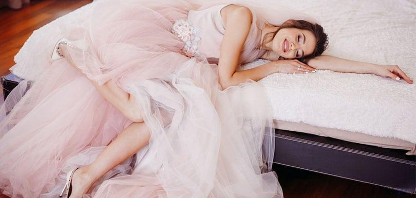 熬夜新娘的速效美肌方法
