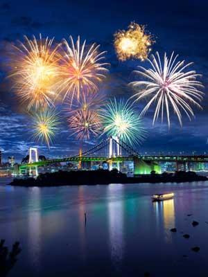 日本花火祭寫真合集!拍出綺麗夜空的秘密居然是?
