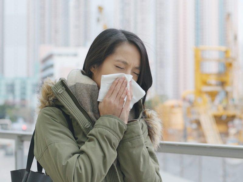 轉季易鼻敏感!冬蟲夏草補肺紓緩
