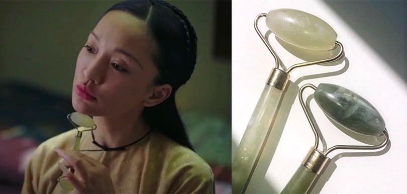 【睇劇學瘦臉?】《如懿傳》中古代娘娘「V面神器」,竟然現代都有得買?