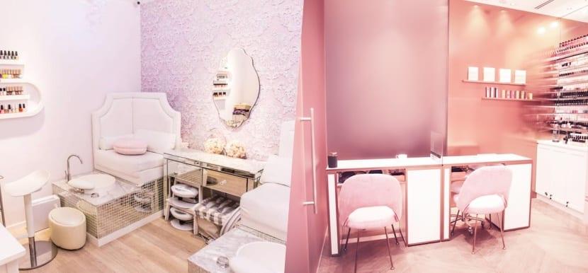 這兩家粉紅Salon,打卡、扮靚、美髮、修甲、Bridal Shower統統OK!|美甲