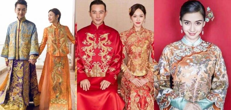 唐嫣、羅晉和他們結婚做裙褂,原來都找她!