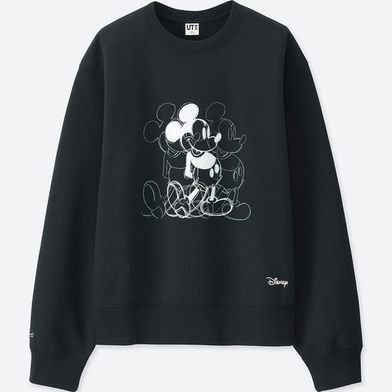 Uniqlo Micky Mouse