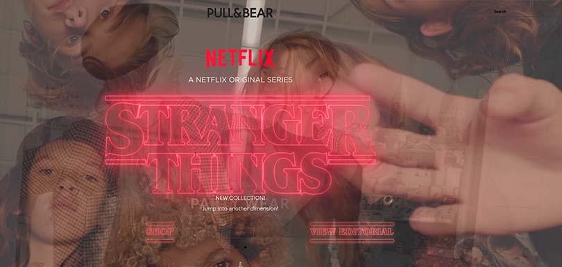 《Stranger Things》、《哈利波特》推出聯乘時裝系列4