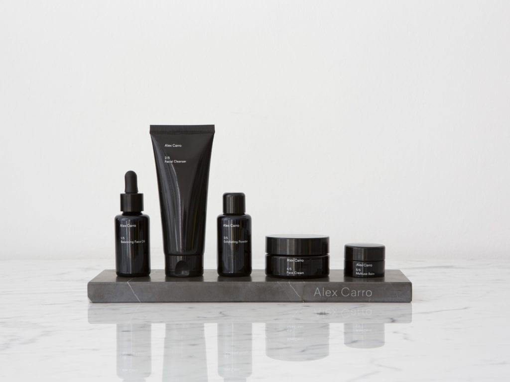 終極簡約主義:巴塞羅那品牌 Alex Carro Skincare