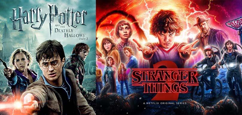 粉絲必儲!《Stranger Things》、《哈利波特》推出聯乘時裝系列!