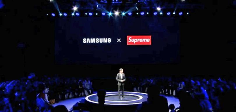 [花生價格高企]與SAMSUNG世紀合作?SUPREME漏夜發聲明如是說⋯