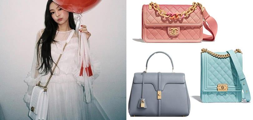 超百搭、易襯!Chanel、Celine、LOEWE 最新2019春天粉色手袋