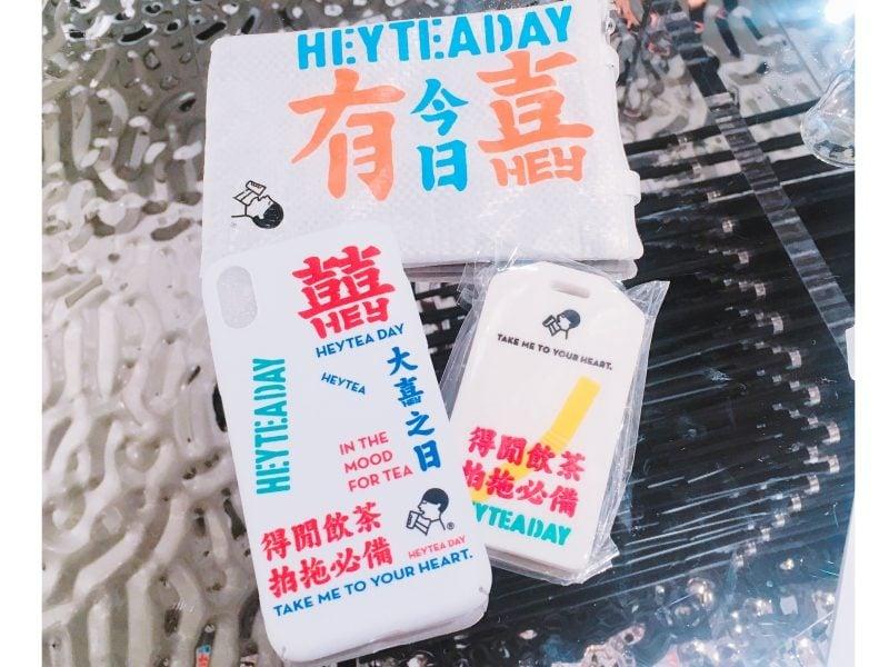 喜茶九龍k11最大新店