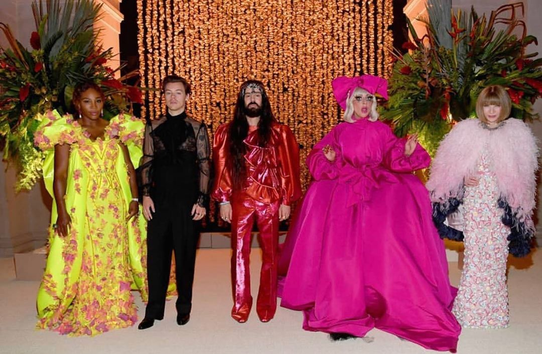 met gala 2019 Red Carpet Looks 《Camp: Notes on Fashion》