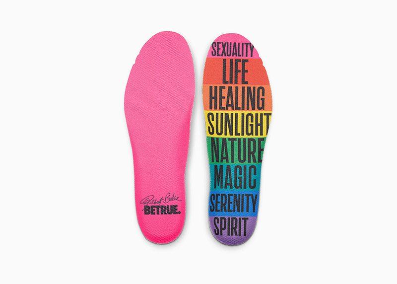 Nike與Gilbert Baker遺產管理委員會傾力合作推出2019年BETRUE系列
