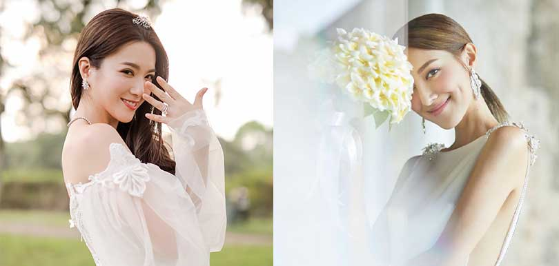 準新娘「天鵝頸」之育成!4招改善斜方肌 穿婚紗展現...