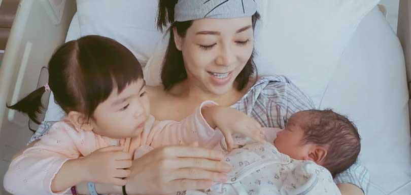 黃婉曼:你好,我是三個B的媽