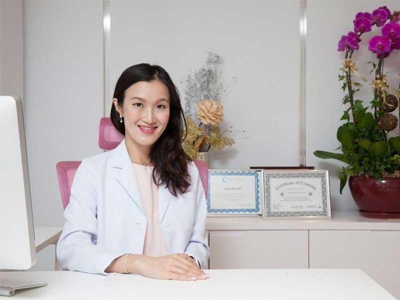 麥皚淇醫生 Dr. Ankie Mak