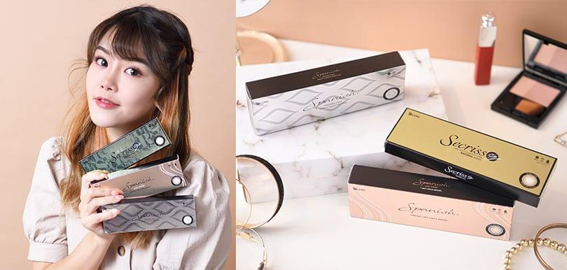 推介韓國OLENS人氣3款混血自然隱形眼鏡!美編親身試戴BLACKPINK代言大熱款式