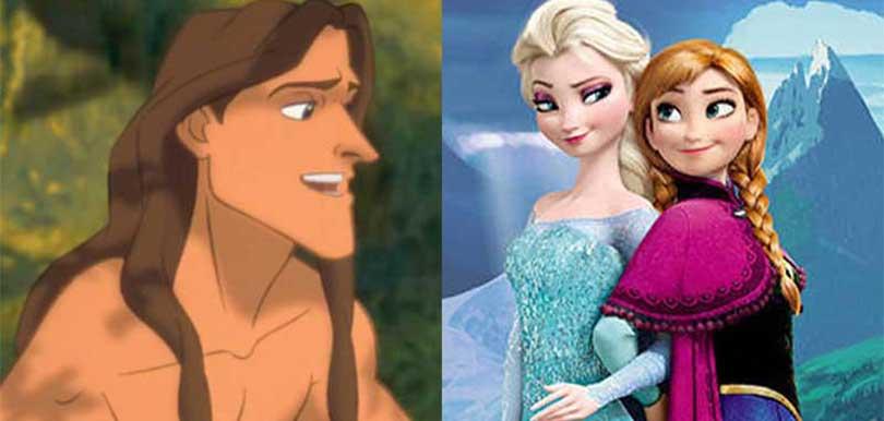 泰山是Elsa和Anna的弟弟?導演終於親自解開謎底