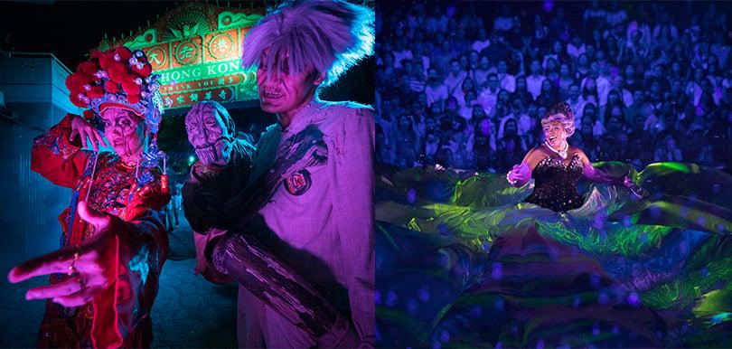 【Halloween2019】一眼睇晒有咩賣點!迪士尼定海洋公園最啱玩?