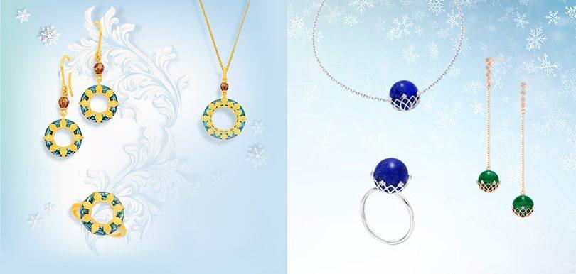 【聖誕禮物2019】女生最想收到的輕珠寶 低調散發奢華氣質