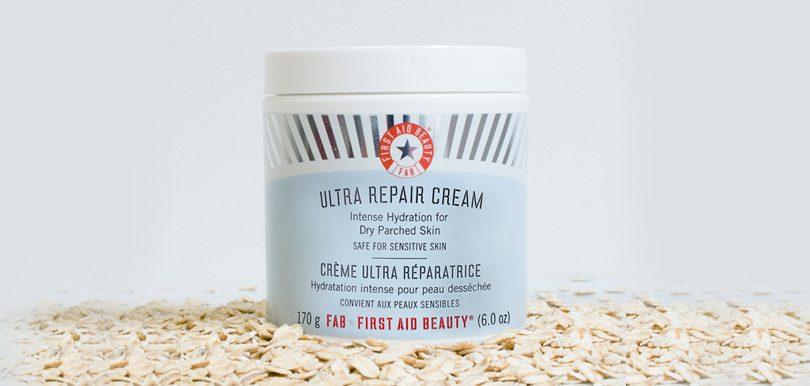 【轉季敏感、乾燥肌急救攻略】每20秒售出一瓶的First Aid Beauty皇牌Ultra Repair Cream