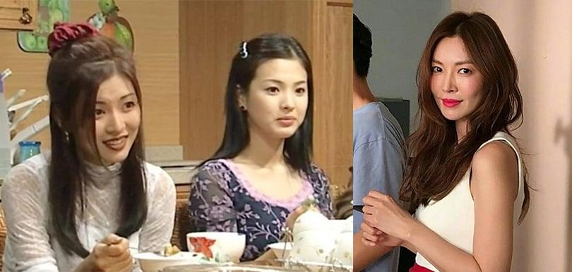 《順風婦產科》的吳素妍已變人妻!39歲金素妍3大美容秘訣