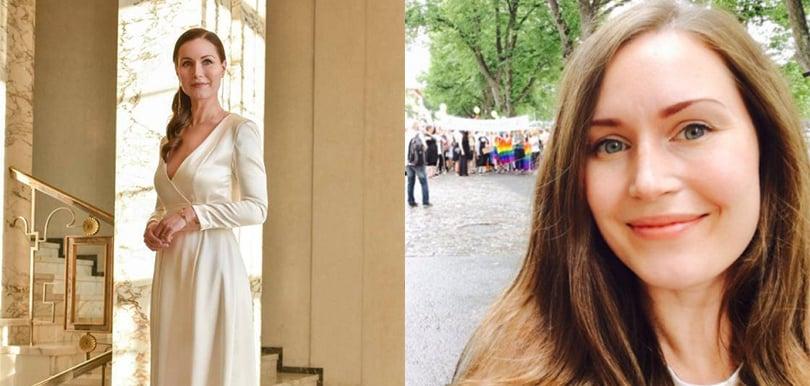又一個氣質美女總理! 芬蘭34歲馬林即將上台成世界最年輕女總理
