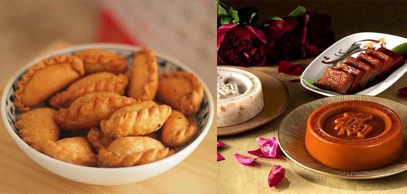 【農曆新年】一件年糕=一碗白飯!可能你不想知道的:10大最肥賀年食品排行榜