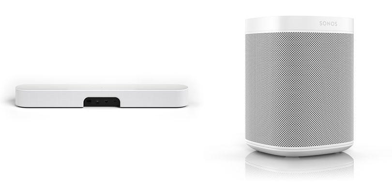 Sonos 無線音響系統情人節禮物