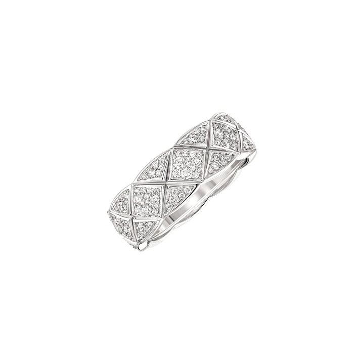 Coco Crush 18K White Gold Diamond_S