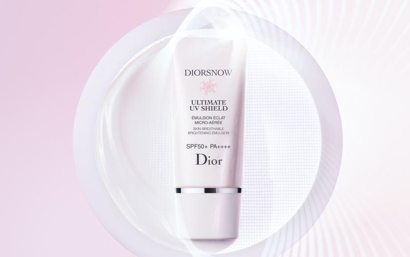 Dior 雪凝亮白全效輕盈防曬乳液 SPF50+ PA++++