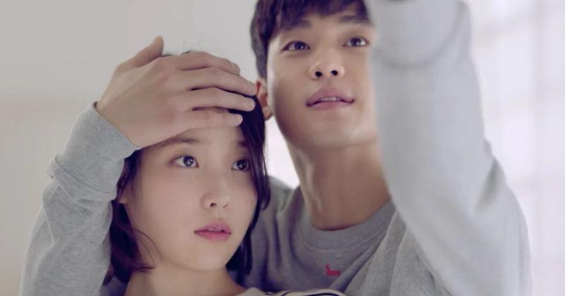 金秀賢當IU《Ending Scene》MV男主角