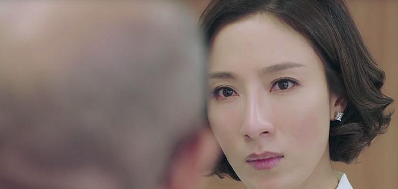 朱佩君:別把眼淚當武器