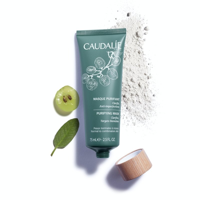 Caudalie Purifying Mask葡萄籽淨化面膜