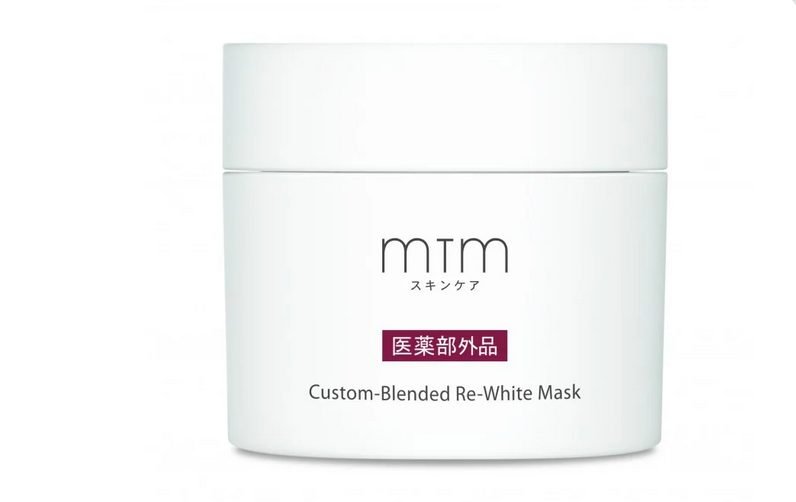 MTM Custom-Blended Re-White Mask